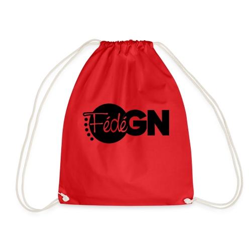 Logo FédéGN pantone - Sac de sport léger