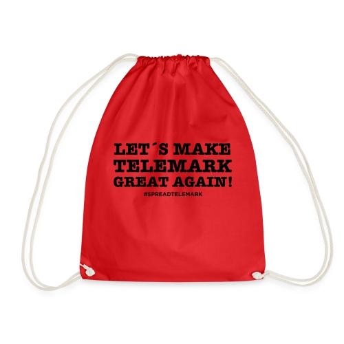 Let´s make telemark great again - Jumppakassi