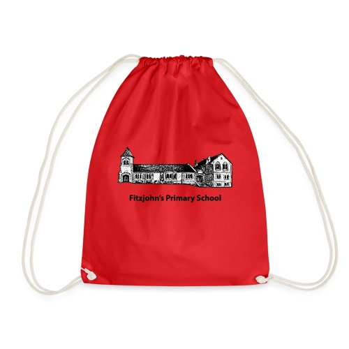 Fitzjohn's Primary School - Drawstring Bag