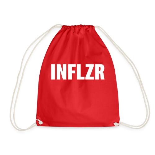 INFLZR white - Turnbeutel