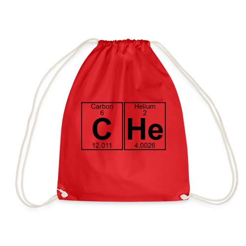 C-He (che) - Full - Drawstring Bag