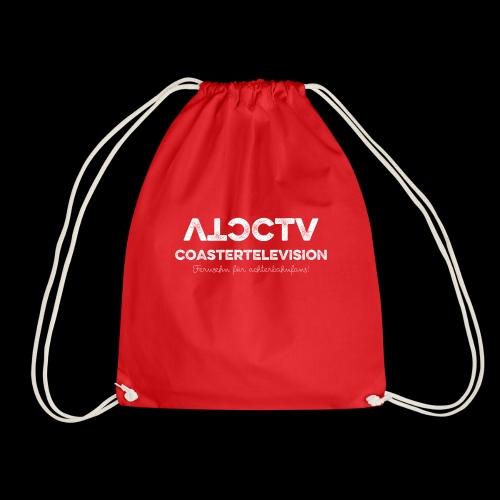 CTV Logo Wihte - Turnbeutel