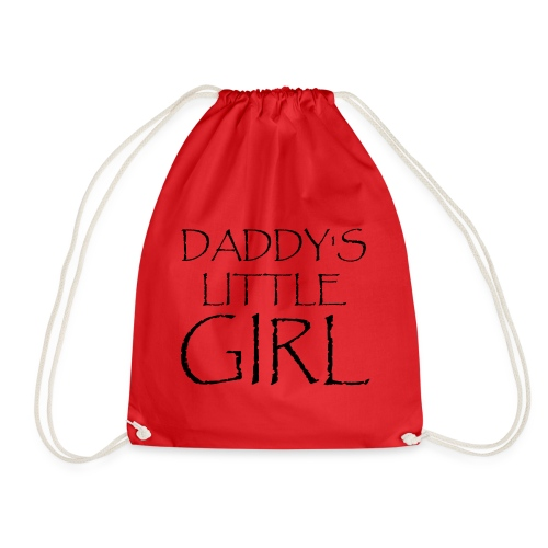 DADDY'S LITTLE GIRL - Turnbeutel