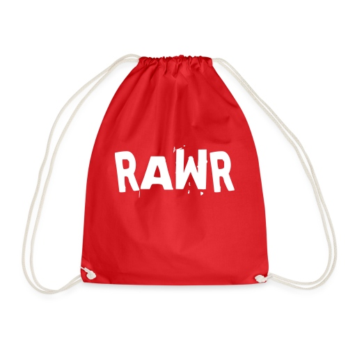 Rawr - Turnbeutel