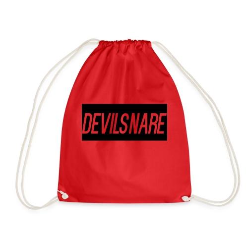 Devilsnare555's blood red hoody - Drawstring Bag