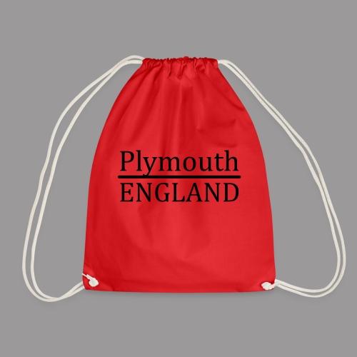 Plymouth England - Turnbeutel
