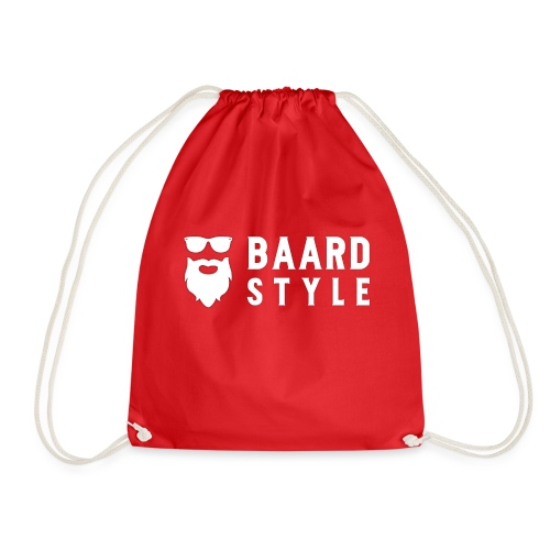 BaardStyle cap 1-white - Gymtas