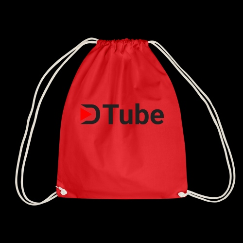 DTube logo - Turnbeutel