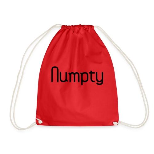 Numpty - Drawstring Bag