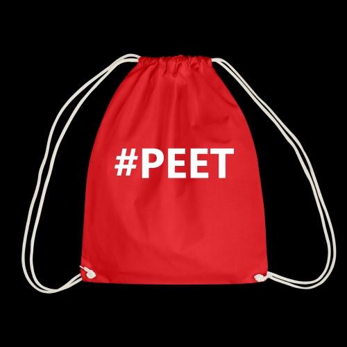 #PEET NO BOX - Gymtas
