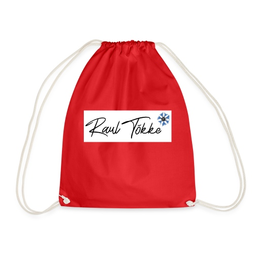 Raul 3 - Drawstring Bag