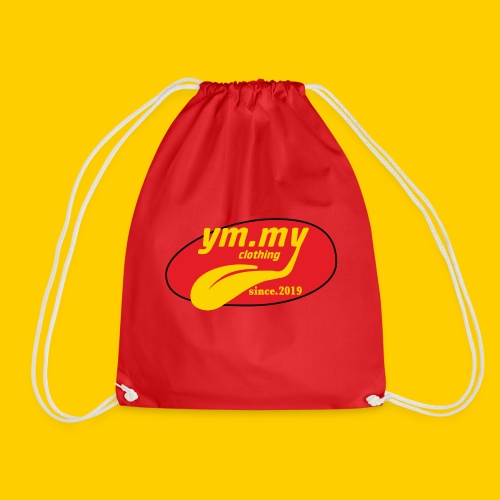YM.MY clothing LOGO - Drawstring Bag