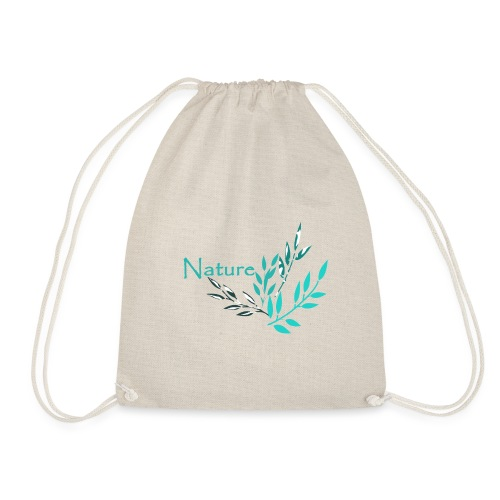 Nature - Natur - Turnbeutel