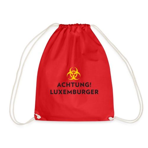 Achtung! Luxemburger - Turnbeutel