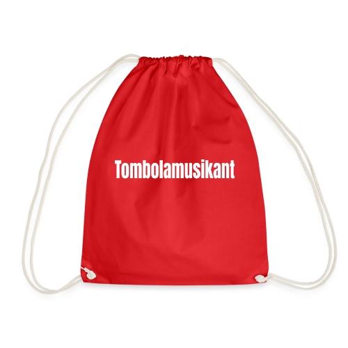Tombolamusikant - Turnbeutel