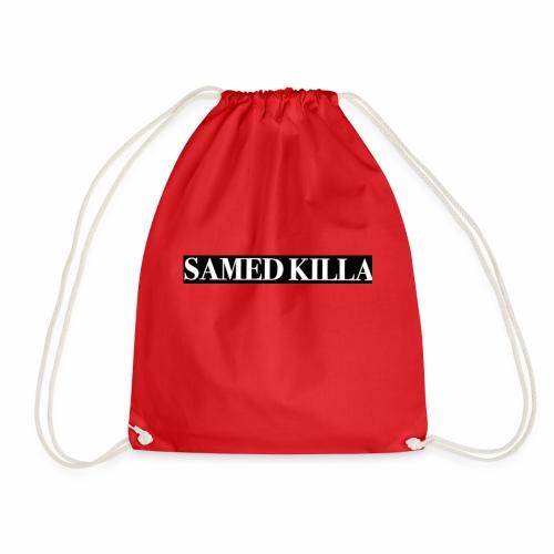 SAMED KILLA - Logo - Turnbeutel