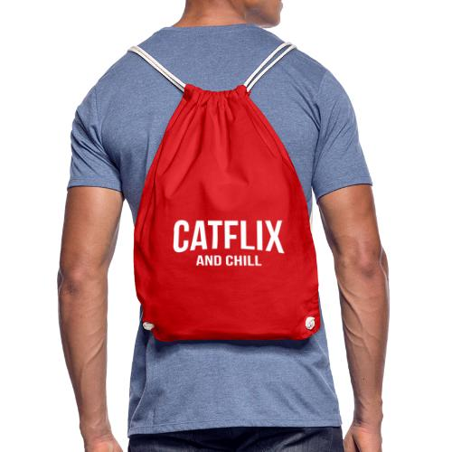 Catflix and Chill - Turnbeutel