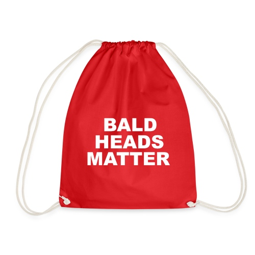 BALD HEADS MATTER! - Turnbeutel