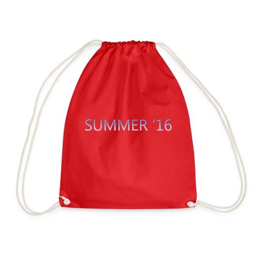 SUMMER 16 t-shirt WOMEN - Drawstring Bag