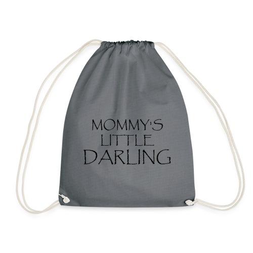 MOMMY'S LITTLE DARLING - Turnbeutel