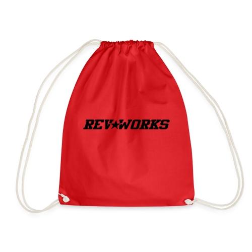 RevWorks liggend - Drawstring Bag