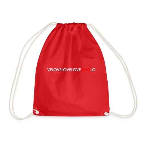 Velo Love - Drawstring Bag