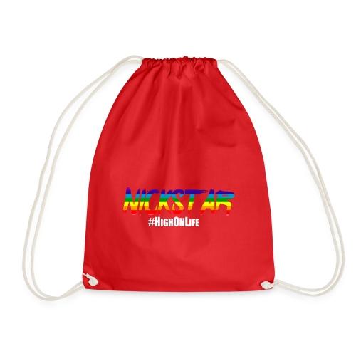 High On Life-Swater - Drawstring Bag