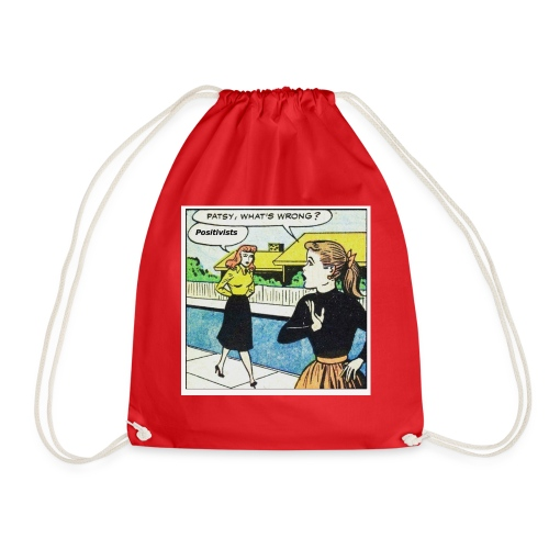 Positivists - Drawstring Bag