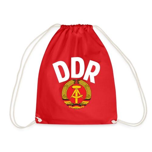DDR - German Democratic Republic - Est Germany - Drawstring Bag