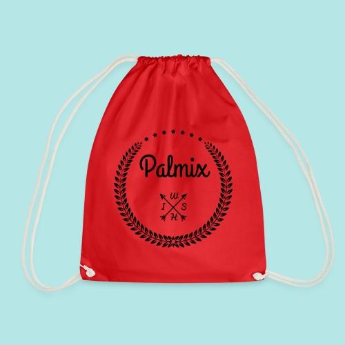 Palmix_wish V-neck - Drawstring Bag