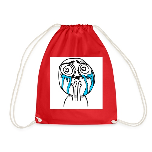 happy-cuteness-overload-l - Drawstring Bag