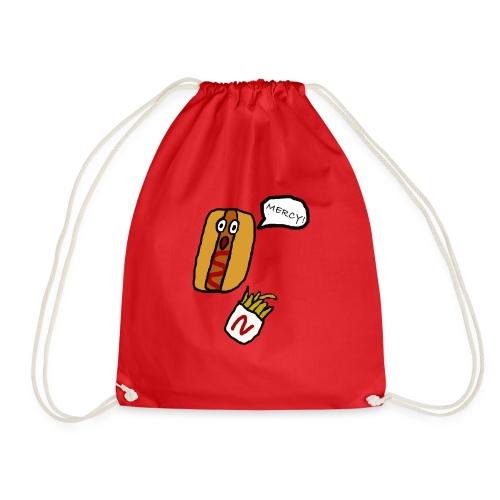 HOTDOG MERCY - Drawstring Bag