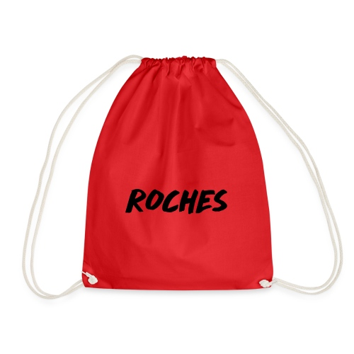 Roches - Drawstring Bag