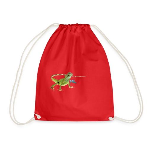 Lizard T-shirt - Drawstring Bag