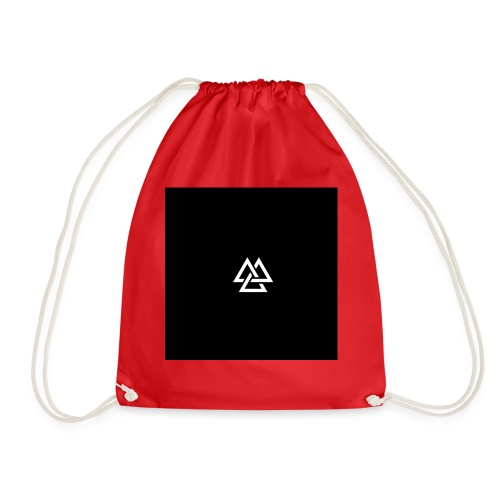 Bustedmindslogo - Drawstring Bag