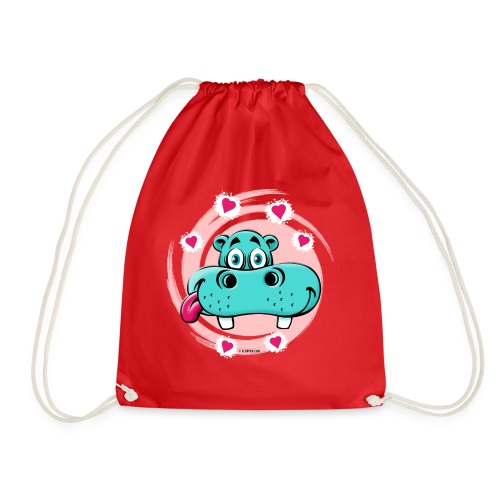 GP10-5A LOVE HIPPO Textile and Gift Products - Jumppakassi