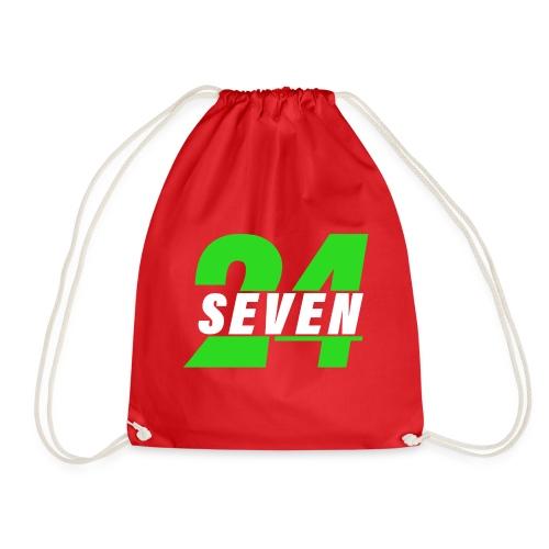 24 seven - Turnbeutel