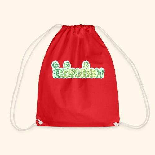 Irish ish - Drawstring Bag