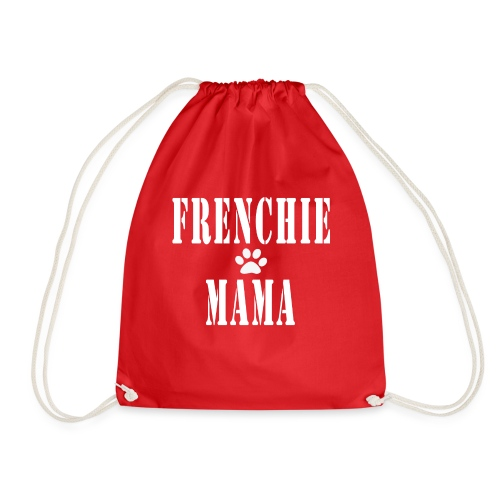Frenchie Mama - Sac de sport léger