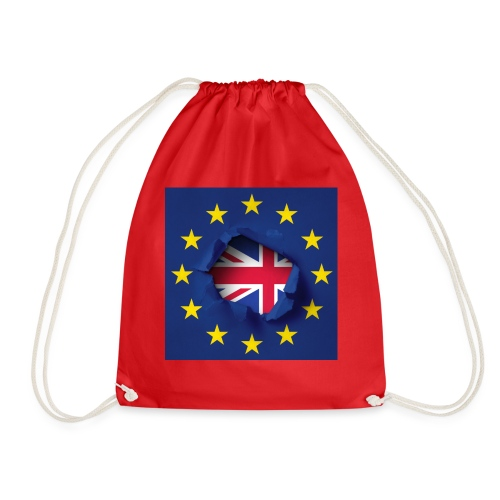 Brexit Britain - Drawstring Bag