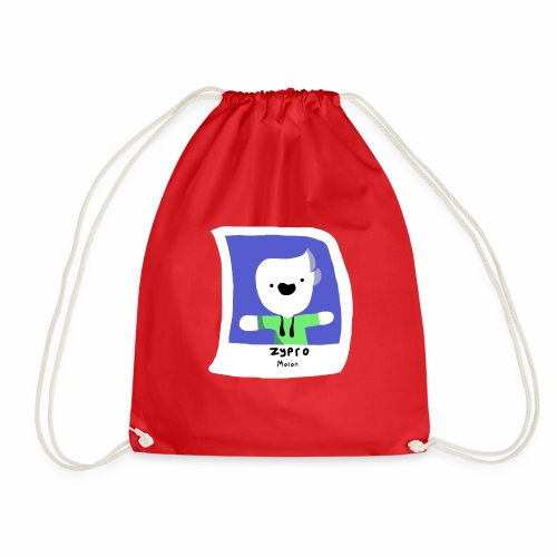 Zypro The Memorable Student - Drawstring Bag