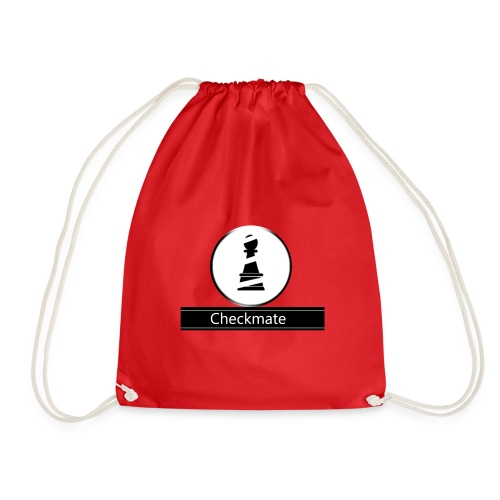 Checkmate - Drawstring Bag