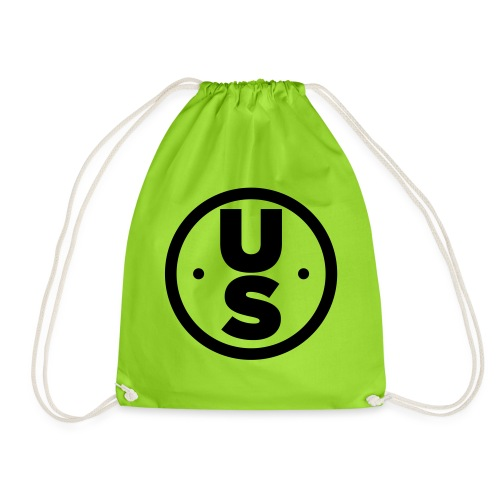 Unique Sessions Mono Logo - Drawstring Bag