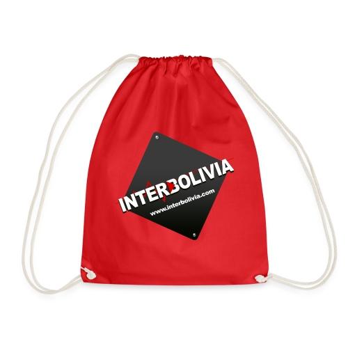 LOGO INTERBOLIVIA - Mochila saco