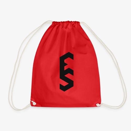 Logo Eloquent Silence noir - Sac de sport léger