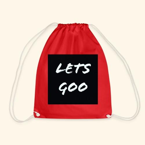 lets goo - Gymnastikpåse