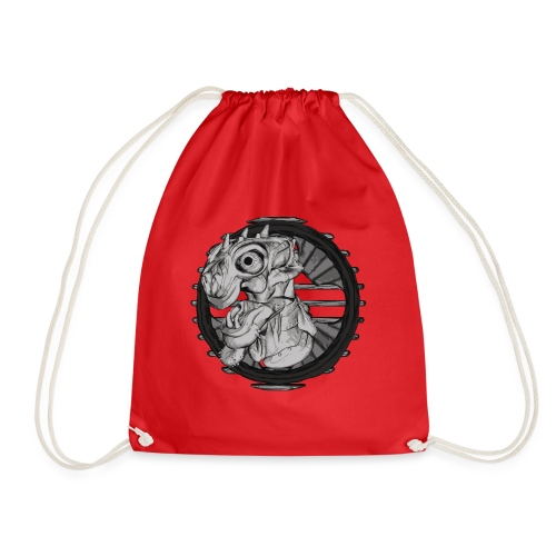 Alien hunter - Drawstring Bag