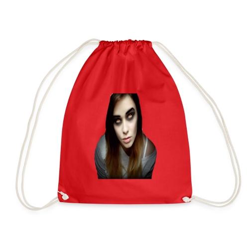 vampire-girl - Turnbeutel