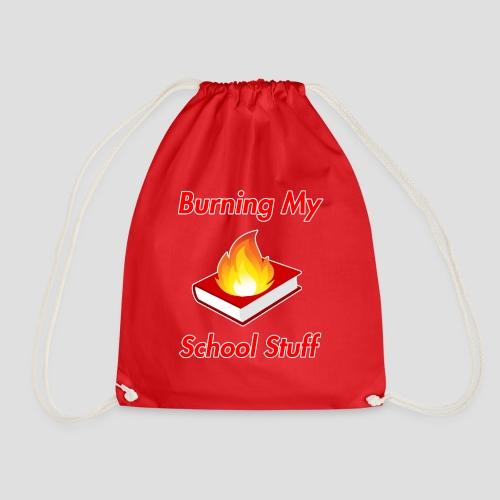 Burning My School Stuff Merchandise! - Jumppakassi