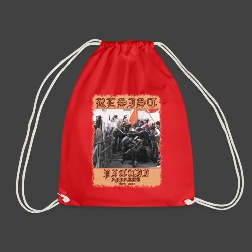PICTRESIST8 - COL1 - Drawstring Bag